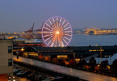 Seattle Big Wheel