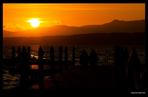 water sunsets puestadesol ica paracas perú