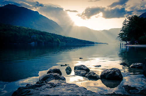 lake slovenia bled radovljica ribcevlaz starafužina afsnikkor18105vr