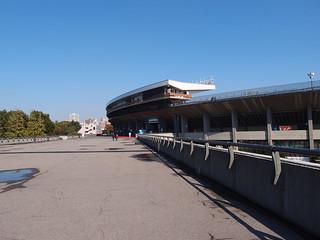 National Olympic Stadium @ Sendagaya