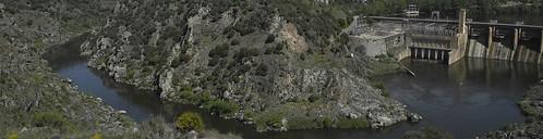 Itinerario del Sendero GR 14. Salto de Villalcampo
