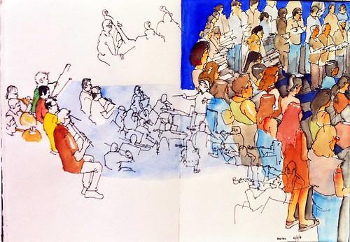 OSESP Requiem Mozart by Dalton de Luca