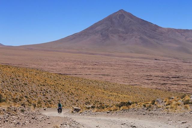 The incredible climb to Abra Laguna Hedionda