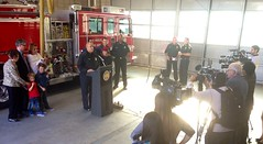 Family Who Lost Everything in a Tragic Holiday Fire, LAFD Interim Fire Chief Speaks to Media