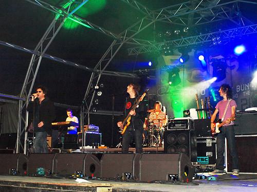 Echo and the Bunnymen in concert, La Laguna, tenerife