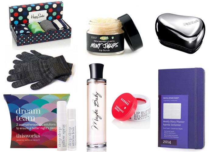 Christmas Gift Guide Stocking Stuffers