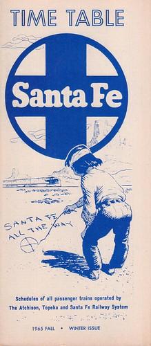 Santa Fe 1965 Cover