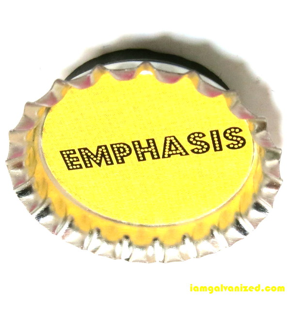 Emphasis (2)
