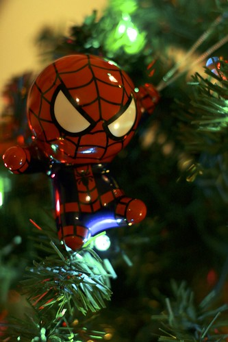 12.8 - Holiday Spidey