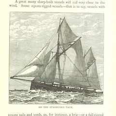 "British Library digitised image from page 129 of ""Ships, Sailors, and the Sea, etc"""