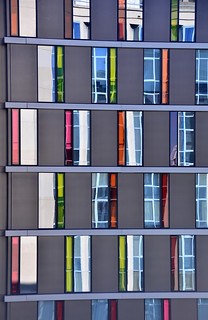 Windows of color