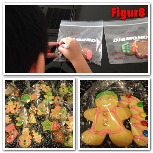 Christmas cookies for school...