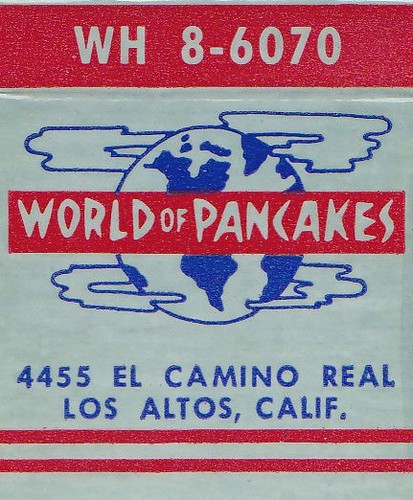 World of Pancakes Los Altos CA