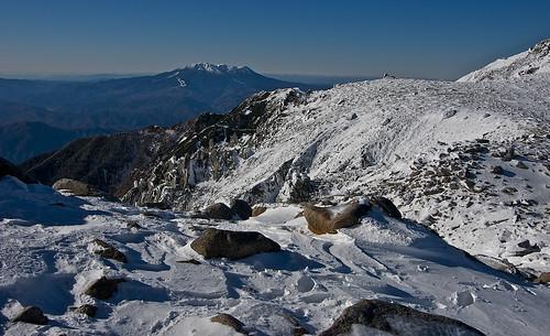 snow mtkisoontake mthoken