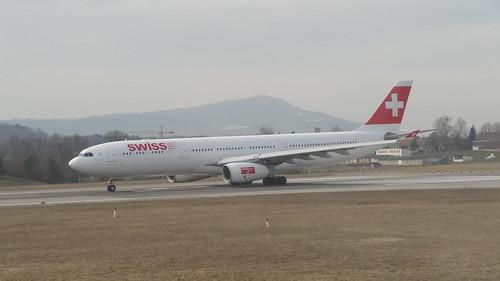 Flug von Zürich nach Montreal