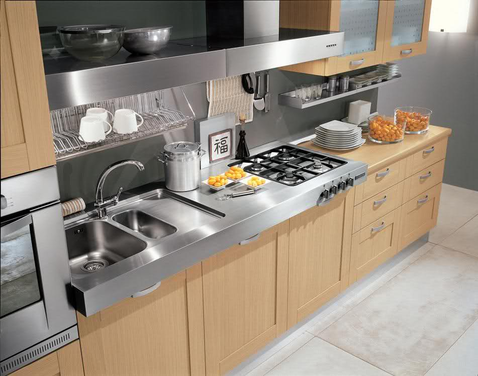 Forum creare cucina con aspetto - Cucina con finestra sul lavello ...