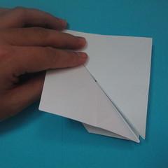 วิธีการพับกระดาษเป็นนกเพนกวิ้น 016