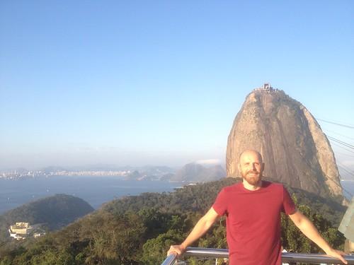 Sugarloaf mountain - Rio de Janeiro, August 2013