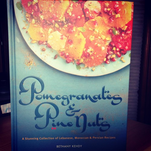Bethany Khedry Pomegranites and Pine Nuts