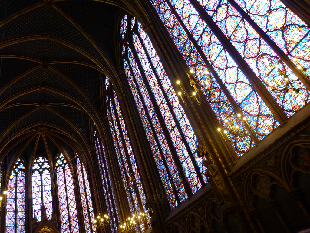 Sainte Chapelle, Paris