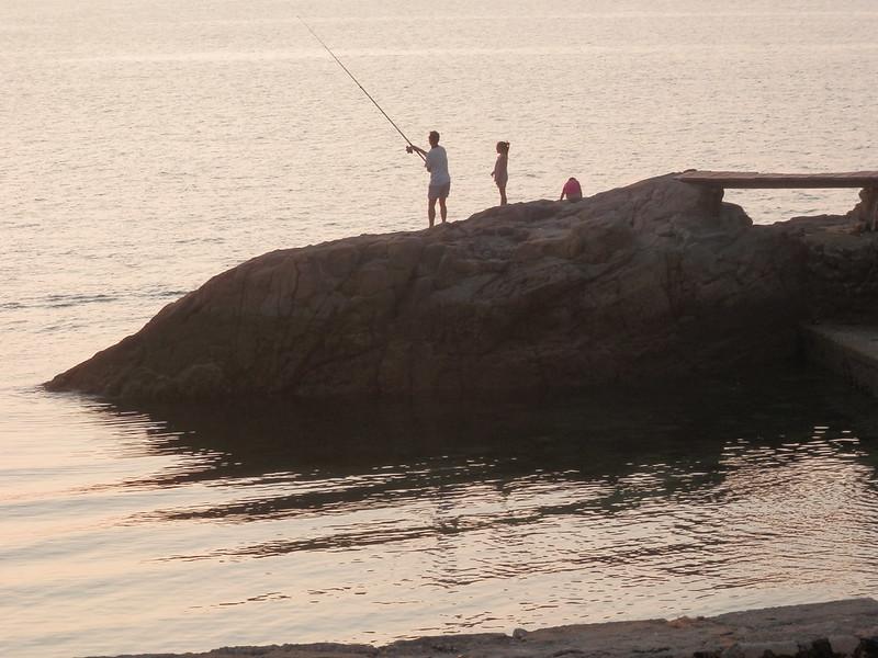 Roca para pescar 2