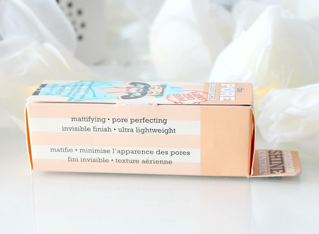 Benefit Porefessional Shine-vanishing PRO Powder Review 4