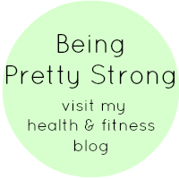 health and fitness being pretty strong blog