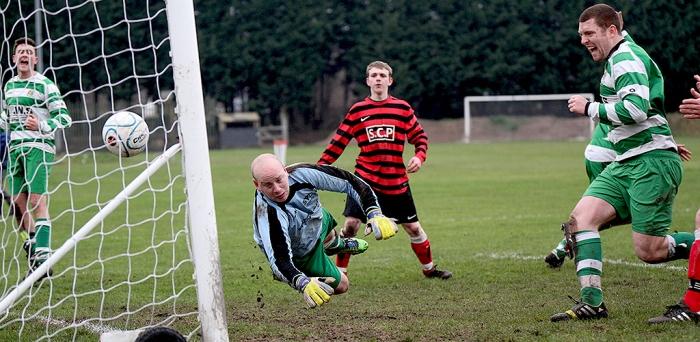 Paul Byrne Goal