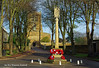 The War Memorial by Rothwell-Northants