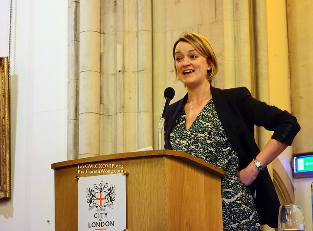 Laura Kuenssberg @ITVLauraK at CityFutures 21Jan14 from RAW _DSC1973