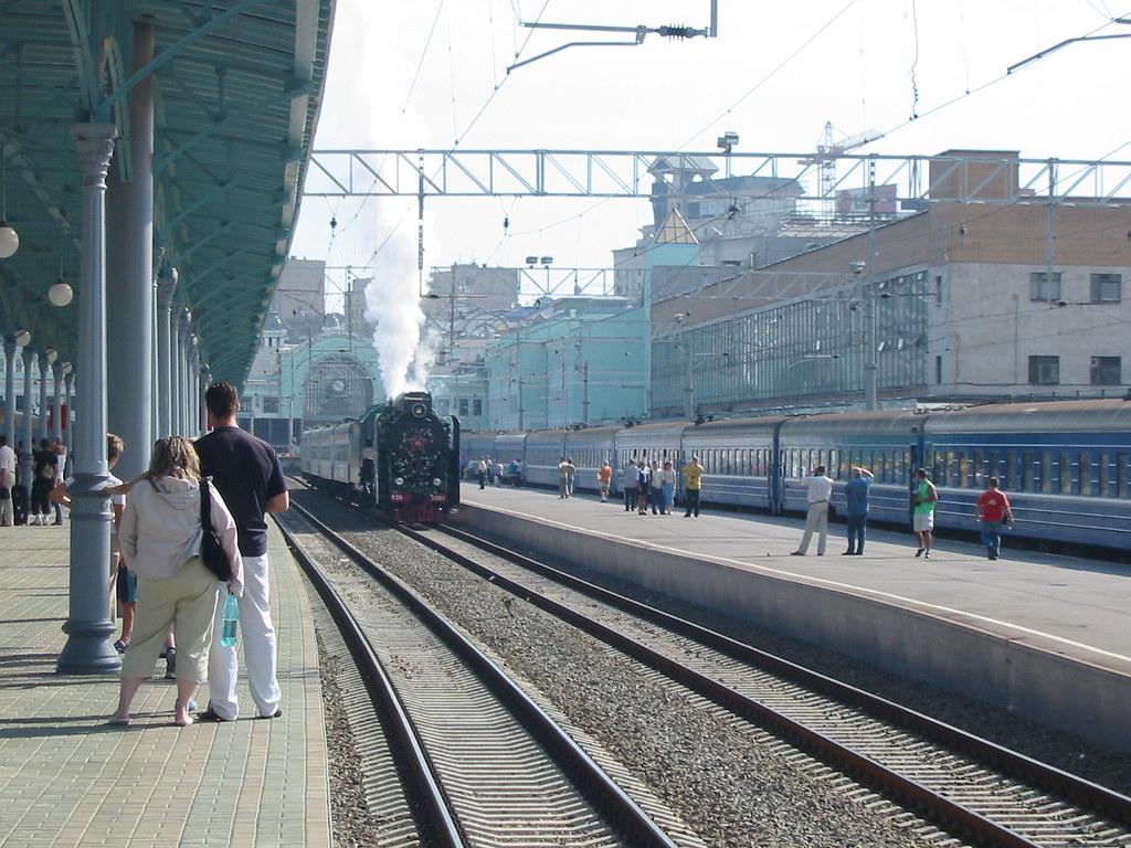 RZD P36-0001 steam locomotive _20050807_074