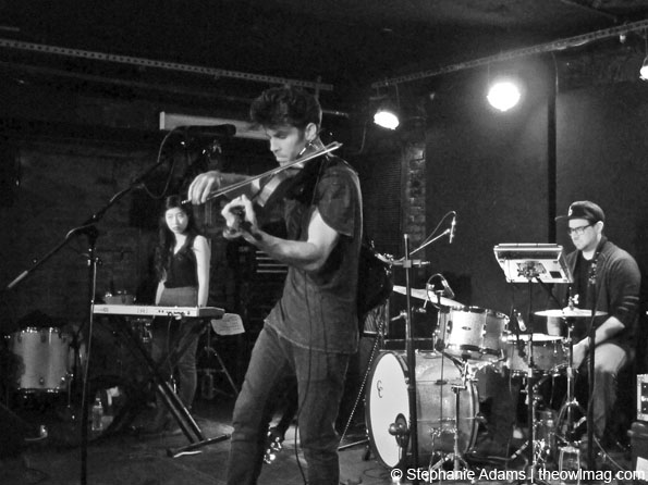 Lo-Fang @ Mercury Lounge, NYC 1/22/14