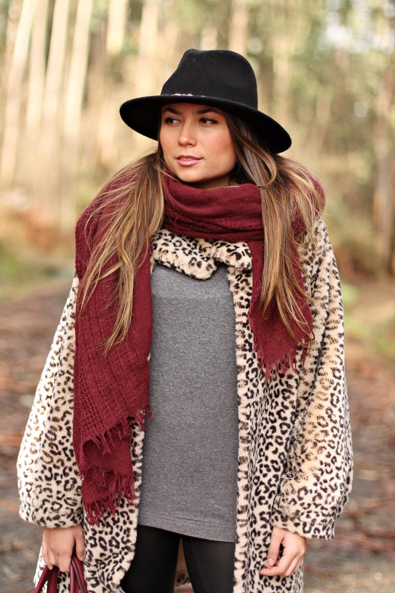 leo, abrigo leopardo