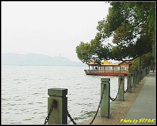 杭州 西湖 (其他景點) - 042 (湖濱路的湖畔)