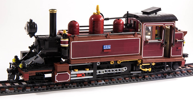 Puffing Billy 12A