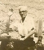 Howard D. Gibbs in Egypt