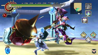 Ragnarok Odyssey Ace on PS3 and PS Vita