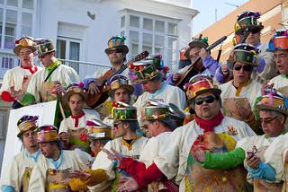 Carnaval de Cádiz.