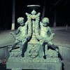 #park #fountain #statue #angels #urban #streetphotography