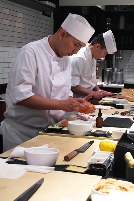 Chef Daisuke Nakazawa