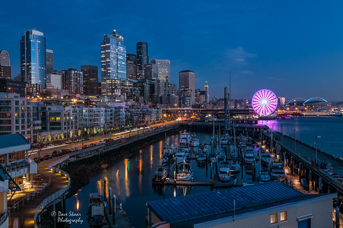 Seattle Twilight