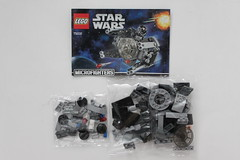 LEGO Star Wars Microfighters TIE Interceptor (75031)