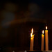 Candles in the Dark by lowebowes