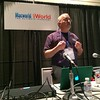 @stevensande wowing the crowd at Macworld. #Macworld2014 #allwedoismacandparty #himacworld #hittavel #hnl2sfo #tuaw by docrock