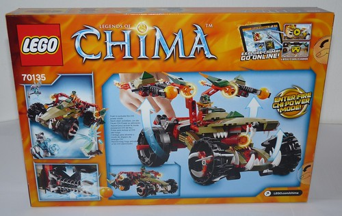 LEGO Legends of Chima 70135