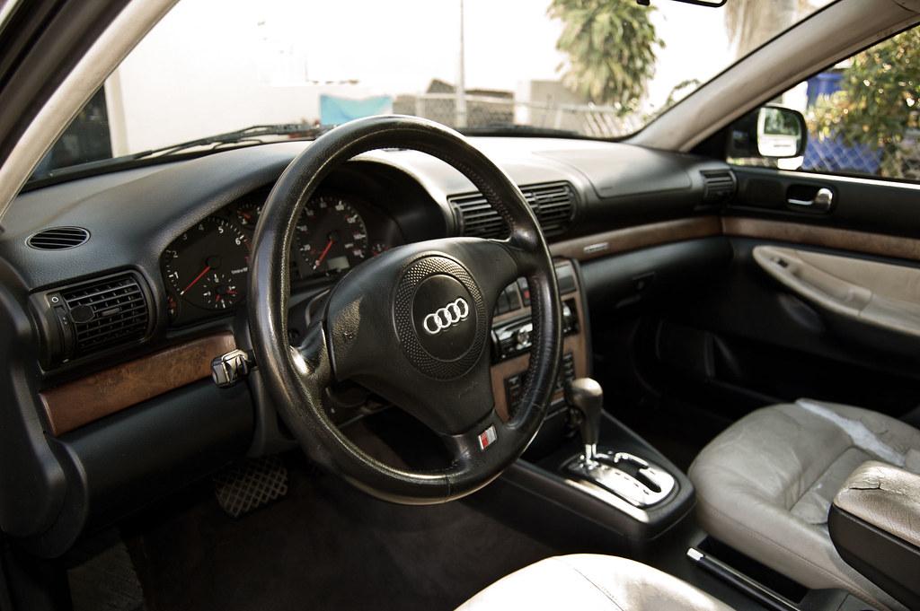 Vwvortex Fs 1998 Audi A4 Avant 28 Quattro Mechanics