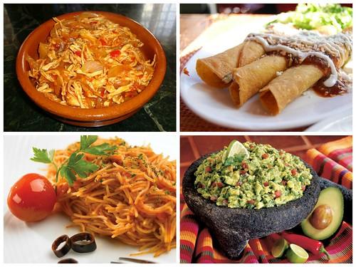 La cocina mexicana en Argel