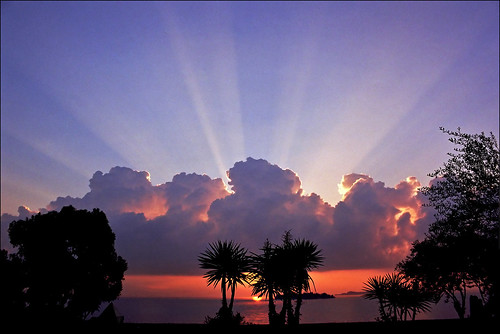 Hidden rays