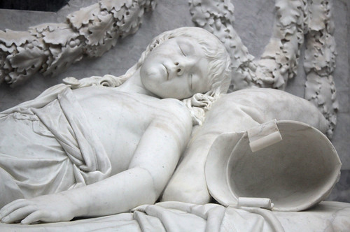 Grabmal des Grafen Alexander von der Mark