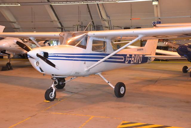 G-BAYO Cessna 150L